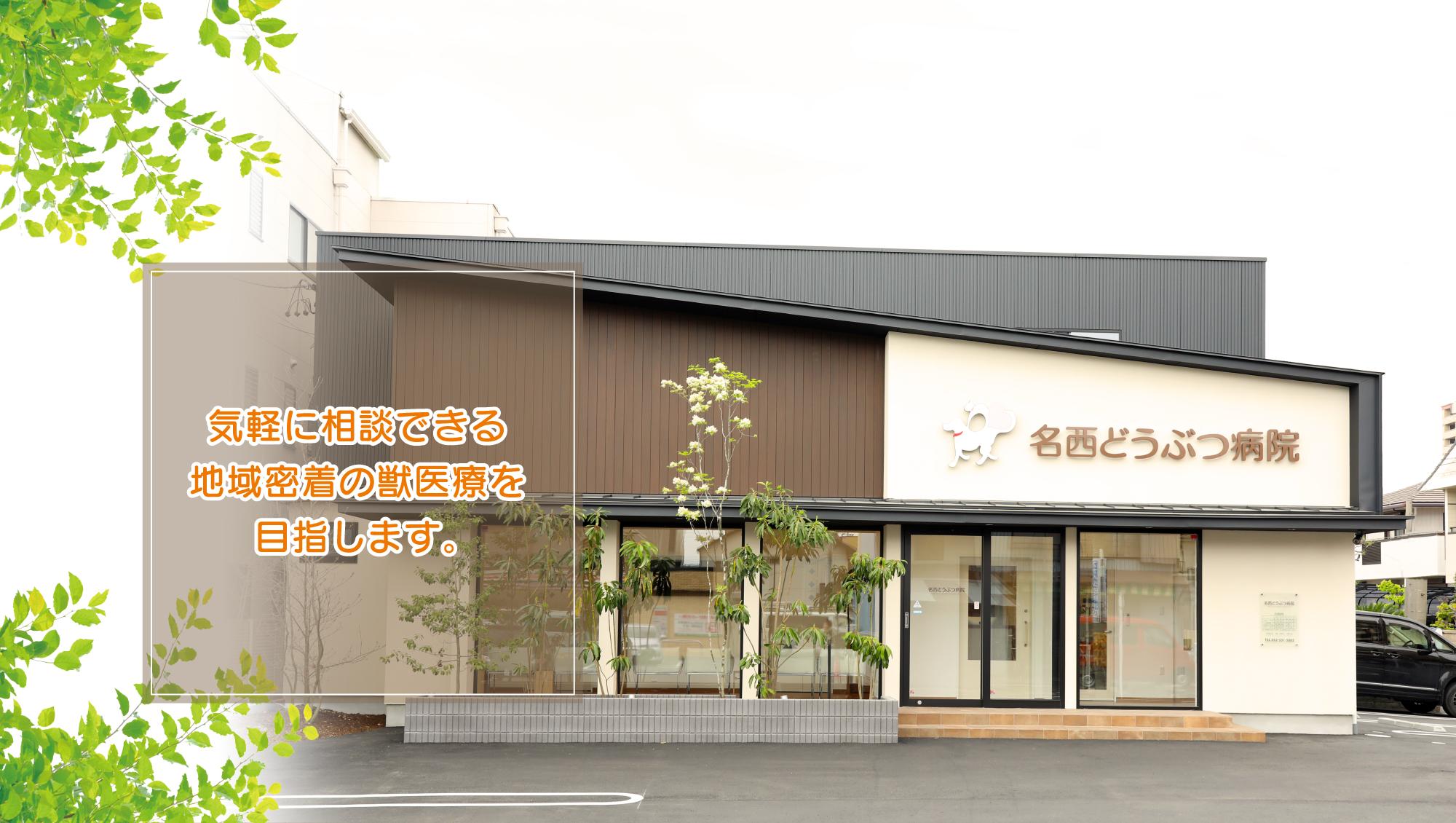 名西どうぶつ病院|名古屋市西区の動物病院|心臓病|ホテル